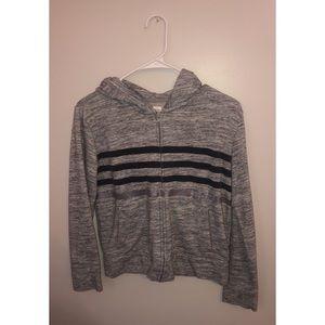 Grey gap kids sweatshirt